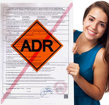 ADR certification